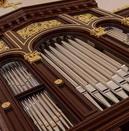 Nove šenčurske orgle